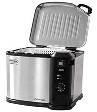Masterbuilt 23011114 Indoor Electric Turkey Fryer