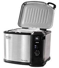 Masterbuilt 23011114 Indoor Electric Turkey Fryer