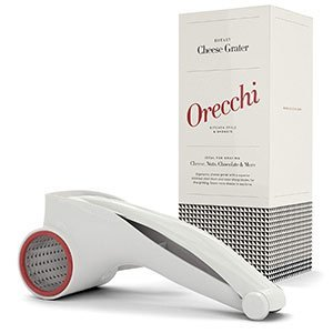 Orecchi Professional Rotary Cheese Grater