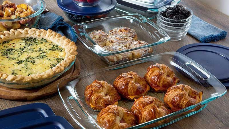 Recommended Bakeware Set