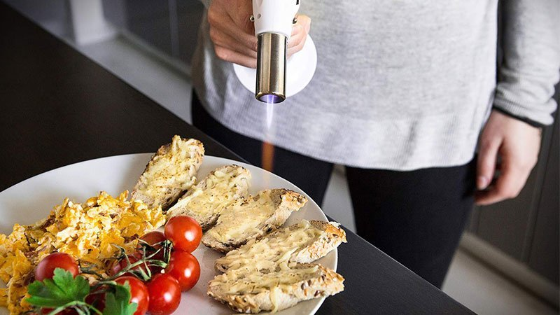 Recommended Best Cooking Torch