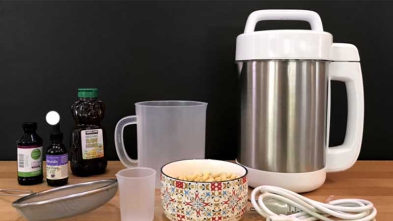 Recommended Best Soy Milk Maker