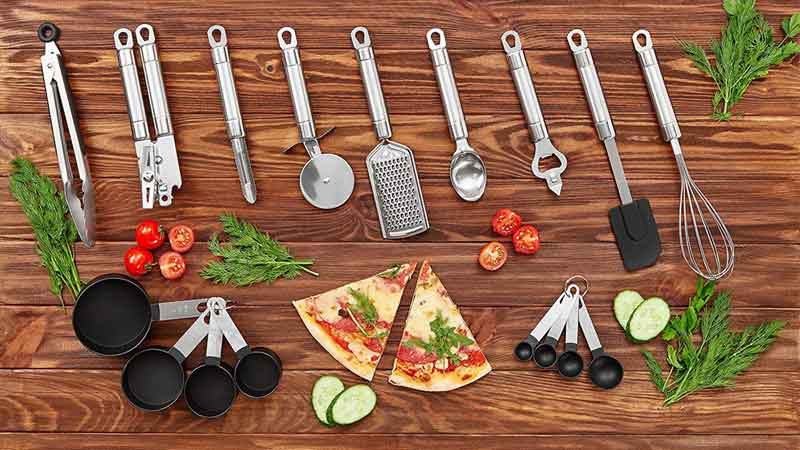 New Recommended Kitchen Utensil Set