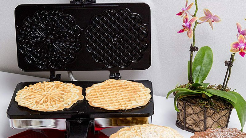 Recommended Pizzelle Makers