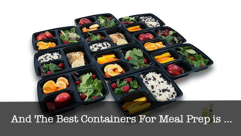 The Best Containers For Meal Prep