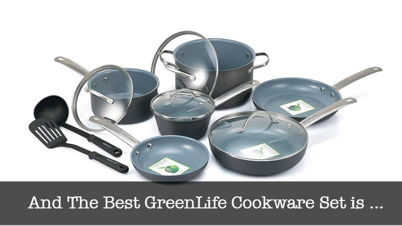 The Best GreenLife Cookware Set