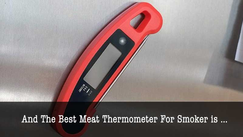 The Best Meat Thermometer For Smoker