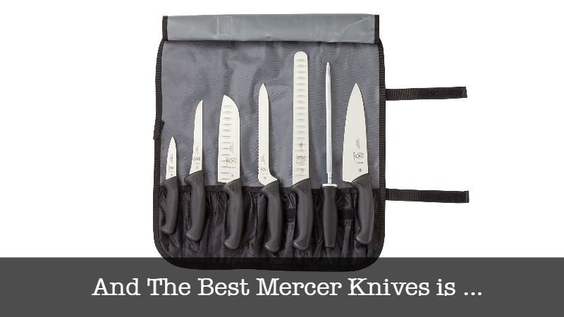 The Best Mercer Knives