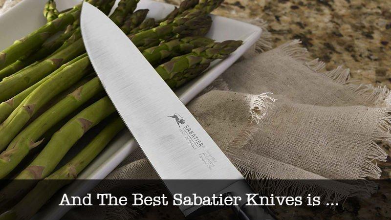 The Best Sabatier Knives