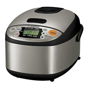 Zojirushi NS-LAC05XT Micom 3 Cup Rice Cooker