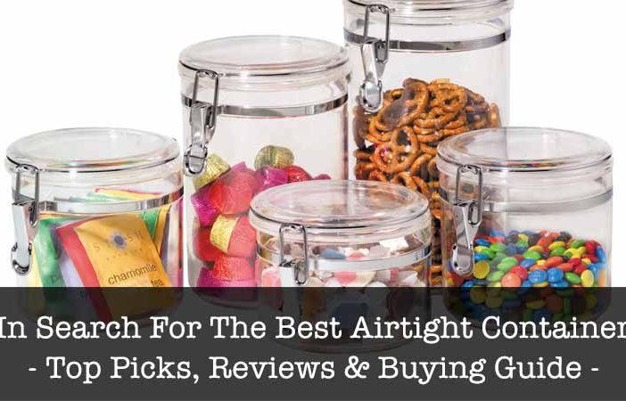 best airtight containers
