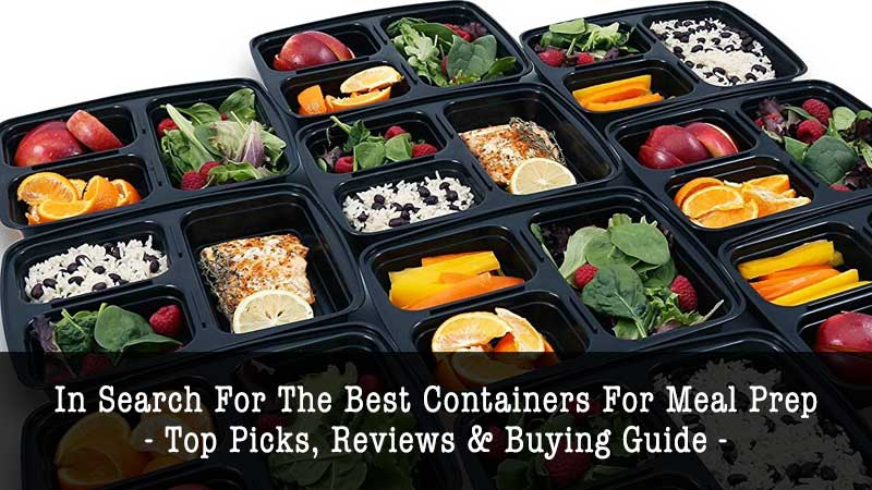 best containers for meal prep