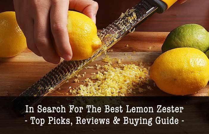 best lemon zester