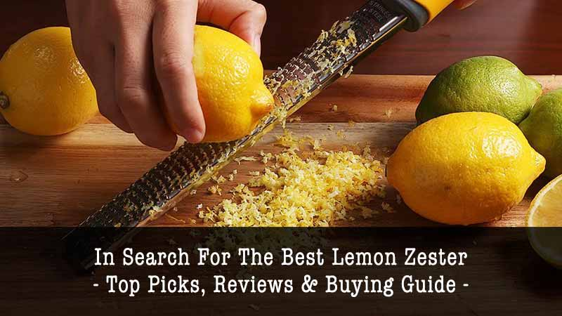 best lemon zester