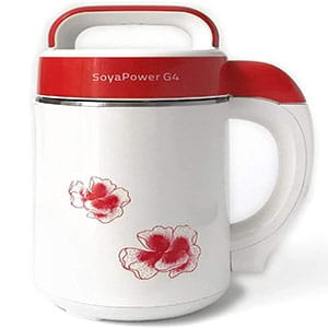 soyapower g4 soy milk maker