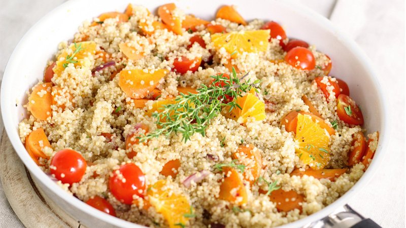 surprising health benefits of quinoa