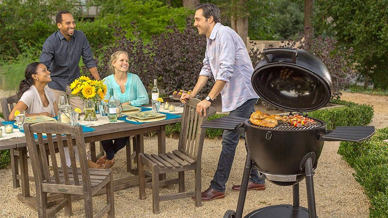 Recommended Charcoal Grills