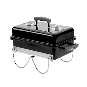 Weber 121020 Go Anywhere Charcoal Grill