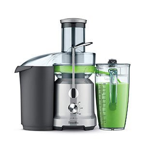Breville Fountain BJE430SIL Commercial Juicer