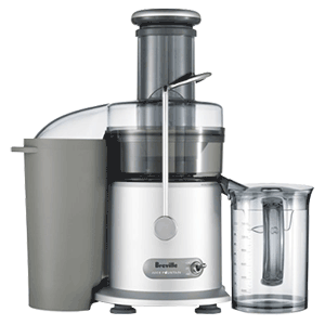 Breville JE98XL Fountain Plus Juice Extractor