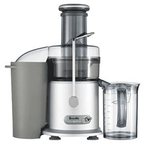 Breville JE98XL Fountain Plus Juice Extractor