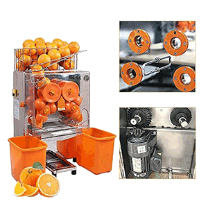 OrangeA Commercial Electric Juicer