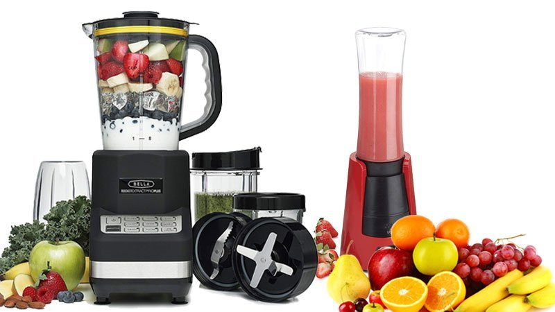 Recommended Bella Rocket Blender