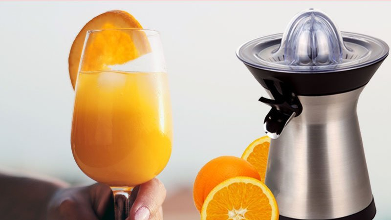 Recommended Citrus Juicers
