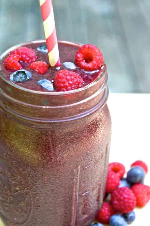 Berry Blast Smoothie