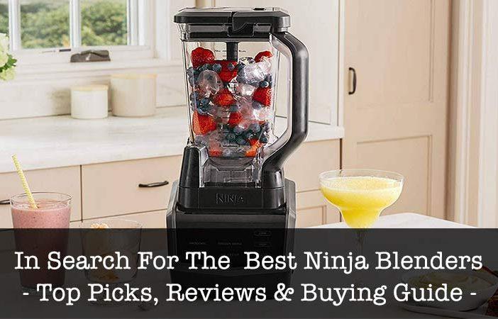 Best Ninja Blenders