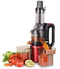 Cusimax CMSJ-800R 240W Masticating Juicer
