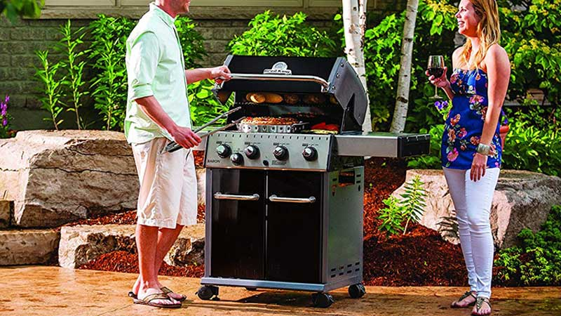 Recommended Gas Grills