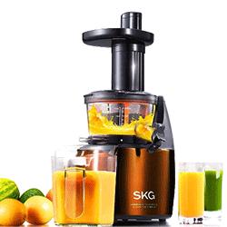 SKG Premium 2-in-1 Slow Masticating Juicer