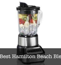 hamilton beach blender reviews