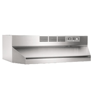 Broan 413604 ADA Capable Non Ducted Under Cabinet Range Hood