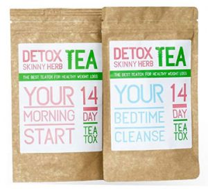 Detox Skinny Herb 14 Day Teatox