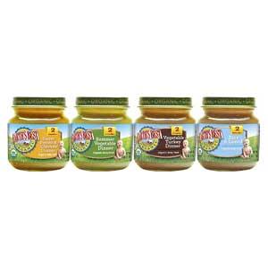 Earths Best Organic Baby Food