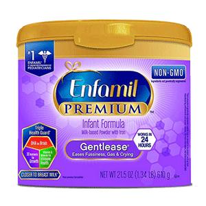 Enfamil Gentlease Baby Formula Powder for Colic
