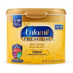 Enfamil Infant Baby Formula Powder for Newborns