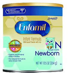 Enfamil Newborn Baby Formula