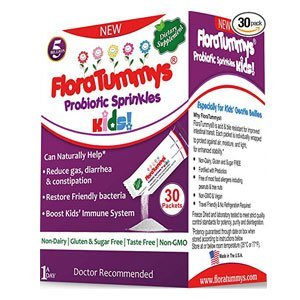 FloraTummys Probiotic Sprinkles Baby Formula