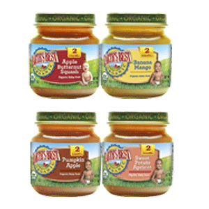 Fruit Antioxidant Blends Variety Pack Baby Food