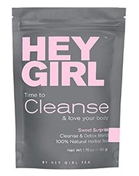 Hey Girl Detox Tea - Great for a Detox Cleanse and Weight Loss