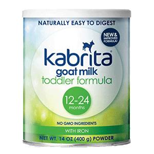 Kabrita Non-GMO Goat Milk Toddler Formula for Colic