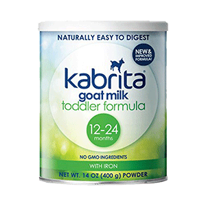 Kabrita Non GMO Goat Milk Toddler Formula for Constipation