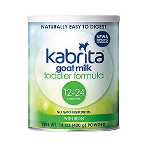 Kabrita Non GMO Goat Milk Toddler Formula for Constipation