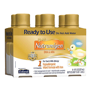 Nutramigen Baby Formula for Colic