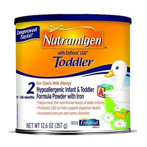 Nutramigen Toddler Formula for Colic