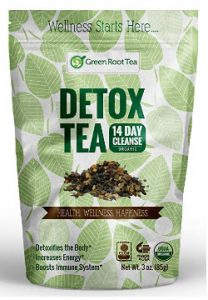 Organic Detox Tea - 14 Day Weight Loss Cleanse