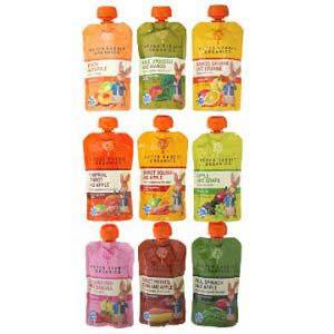 Peter Rabbit Organics Pure Baby Food